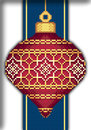 "Схема ""Red Faberge Christmas Ornament with Golden Grid"""