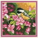 Пташка в розовом (Chickadee in Pink)